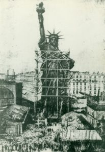 Statue of Liberty old