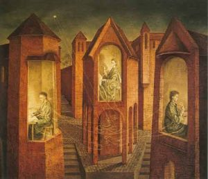 weaving Remedios Varo